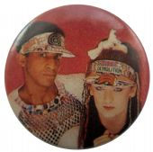 Culture Club - 'Mikey & George' Button Badge